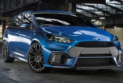 Anche RS i futuri SUV di Ford