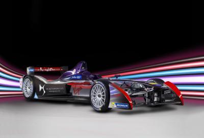 DS sarà ufficialmente costruttore in Formula E
