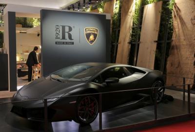Arredi targati Riva 1920 per Lamborghini