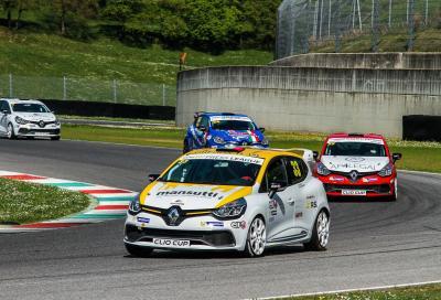 """Spettacolo al Mugello: al """"Via!"""" la Renault Clio Cup 2017"""