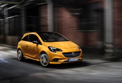 Tecnologia francese per la prossima Opel Corsa