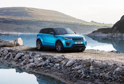 Range Rover celebra le 600 mila Evoque prodotte a Halewood