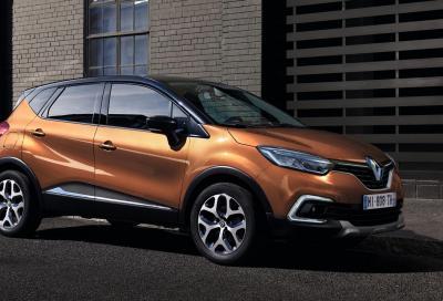 Renault Captur MY17: un passo verso l'alto