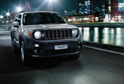 Jeep Renegade GPL, la prima volta del gas