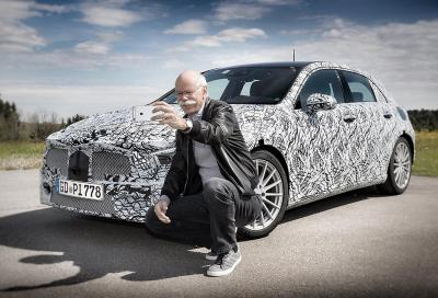 "Mercedes-Benz, ""mini"" motori per la nuova Classe A"