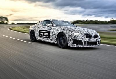 BMW Serie 8: sarà anche M