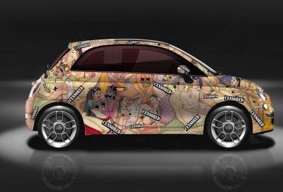 Fiat 500 Kar_masutra: davvero hot!