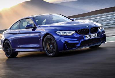 BMW M4 CS: la virtù sta nel mezzo