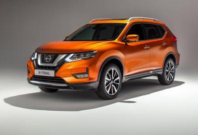 Nissan X-Trail 2017: svolta hi-tech