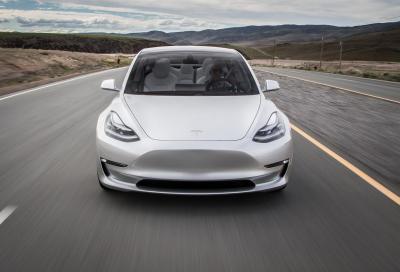 Tesla Model 3: in Europa nel 2018