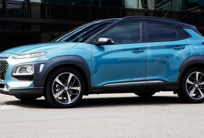 Hyundai Kona: calma come la tempesta