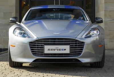 Aston Martin RapidE: arriva la scossa