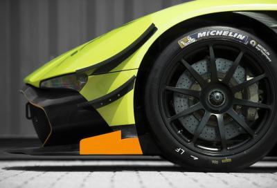 Aston Martin Vulcan AMR Pro: uno step più su