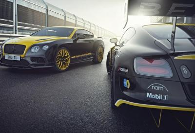 Bentley Continental 24: Dna racing