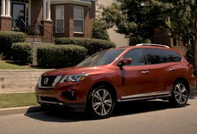 Nissan Rda, mai più bambini dimenticati in auto