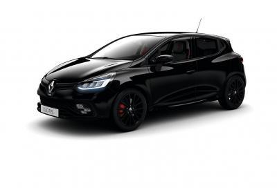 Renault Clio RS Black Edition: nero assoluto