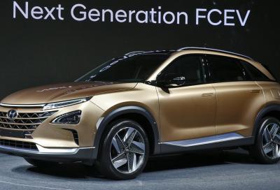 Hyundai Next Generation FCEV: idrogeno a cinque stelle