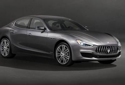 Maserati Ghibli 2018: tra GranLusso e hi-tech