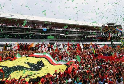 F1, GP d'Italia: anteprima e orari TV