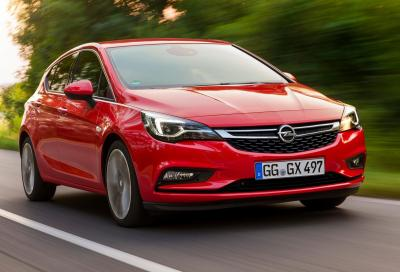 Opel Astra ecoM: welcome back