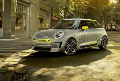 Mini Electric Concept: l'elettrica nel 2019