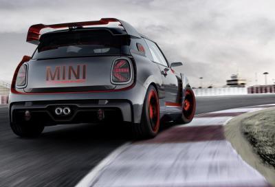 Mini John Cooper Works GP: dura per duri