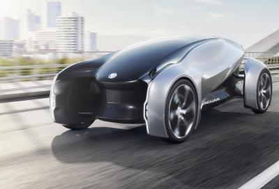 Jaguar Future-Type: sogno o son desto