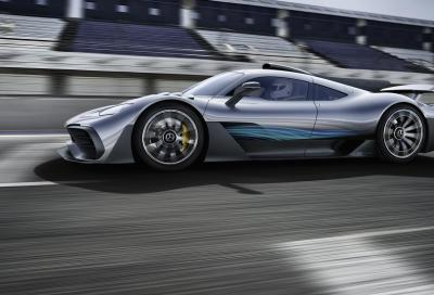 Mercedes-AMG Project One: Formula 1 da strada