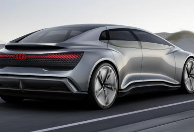 Audi Aicon: il futuro degli Anelli