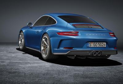 Porsche 911 GT3 Touring Package: sportiva da manuale