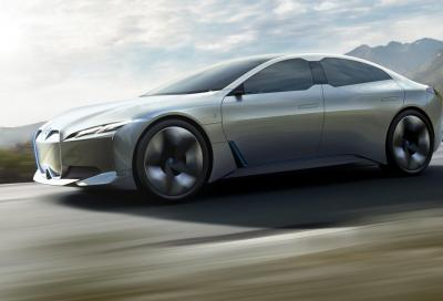 Bmw i Vision Dynamics: anticipa la i5