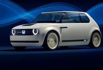 Honda EV Concept: un nuovo inizio