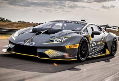 Lamborghini Huracán Super Trofeo Evo: ancora di più