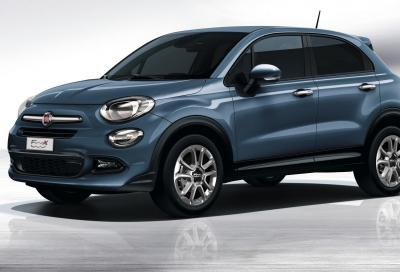 Fiat 500X Edition: entry level speciale