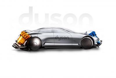 Dyson, nel 2020 la prima auto elettrica