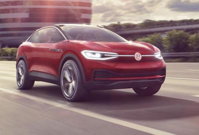 Volkswagen I.D. Crozz II: in produzione nel 2020