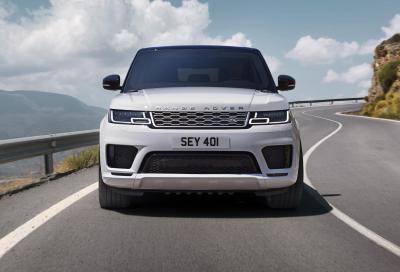Range Rover Sport 2018: la prima volta