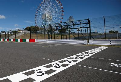 F1, GP del Giappone: anteprima e orari TV