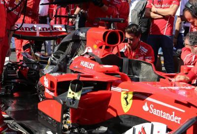 F1, Vettel si ritira a Suzuka. Hamilton vince
