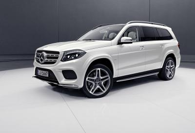 Mercedes-Benz GLS Grand Edition: Re Suv