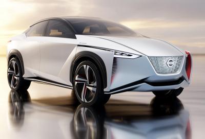 Nissan IMx Concept: Livello 4, quasi 5