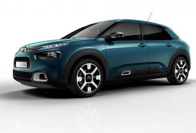Citroën C4 Cactus 2018: cambia pelle