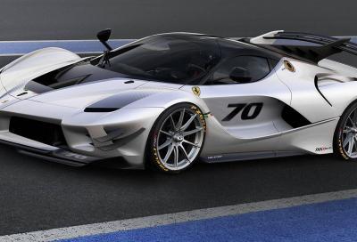 Ferrari FXX-K Evo: ancora di più