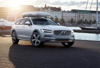 Volvo V90 XC Ocean Race: la navigatrice