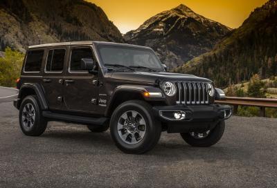 Jeep Wrangler 2018: fedele alla tradizione
