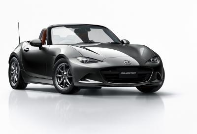 Mazda MX-5 2018: comfort su misura