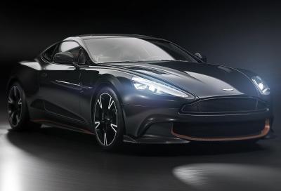 Aston Martin Vanquish S Ultimate: il canto del cigno