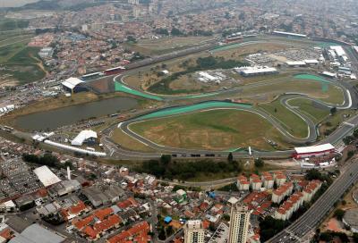 F1, GP del Brasile: anteprima e orari TV