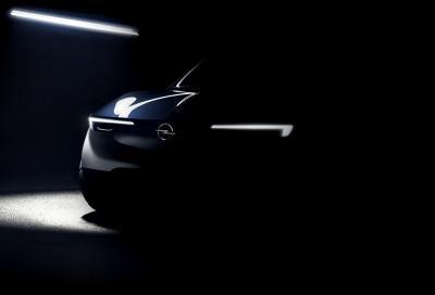 Opel, un futuro a tutta elettrificazione