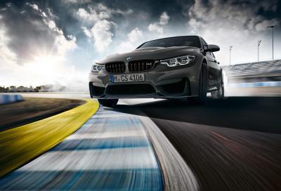 BMW M3 CS: nuove vette